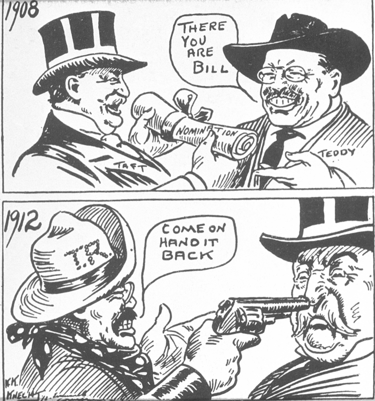 compare and contrast the foreign policies of roosevelt and wilson